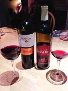 Malbec Texas vs Argentina